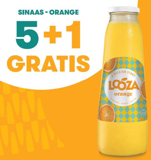 Afbeeldingen van LOOZA ORANGE GLAS (5+1 GRATIS)X1L