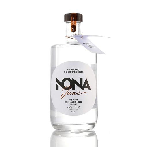 Afbeeldingen van NONA JUNE ALCOHOLVRIJE GIN 70CL